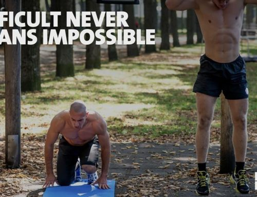 12.000 Burpees in 2016 – 25.000 Burpees in 2017!