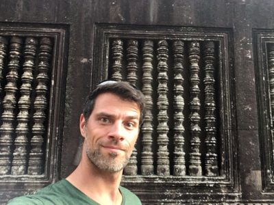 Thore in Angkor Wat