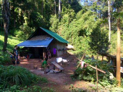 Local house & kitchen