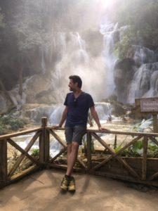 Thore & Kuang Si Waterfall