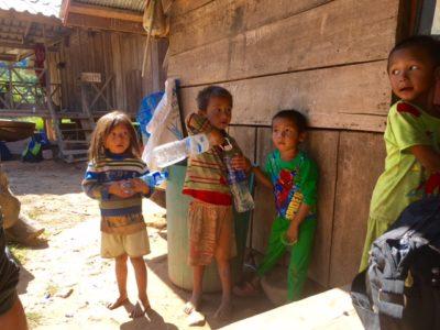 Local Laos Kids