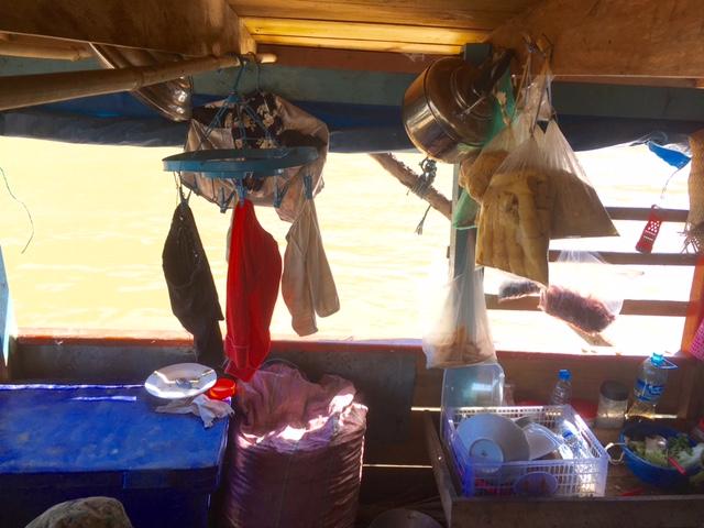 Boat Kitchen