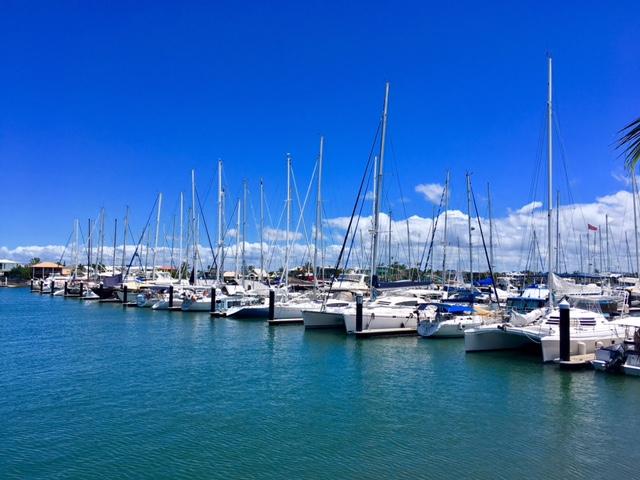 Sailing Sunshine Coast