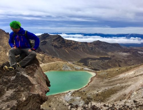 Tongariro National Park – Alpine Crossing