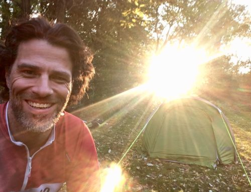 How I cycled 600km in 5 days & survived camping